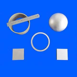 Large Special-shaped Piezoelectric Ceramics Products Piezoceramic Company