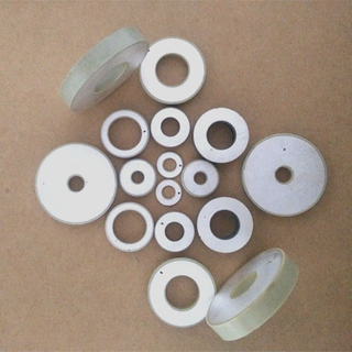 piezoelectric ceramic ring components supplier