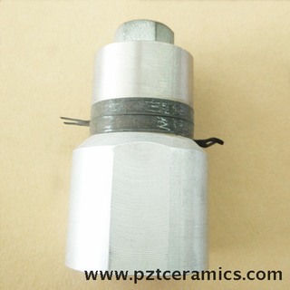 ultrasonic transducer for ultrasonic welding machine