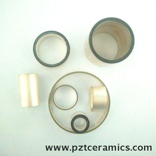 Piezoelectric Ceramic Tube Component