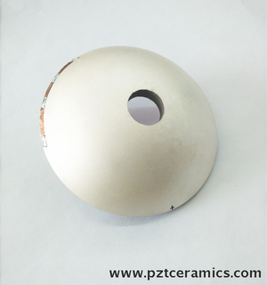 HIFU Piezoceramic Element