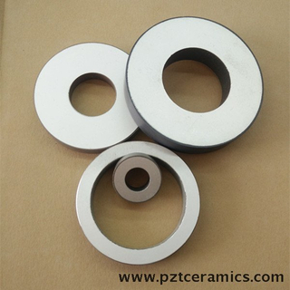 Piezoceramic Ring Element