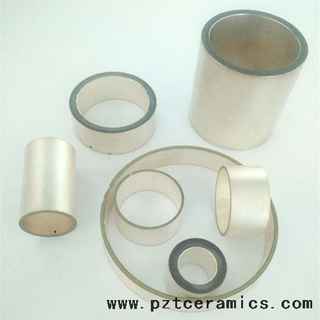 Piezoceramic Tube Element