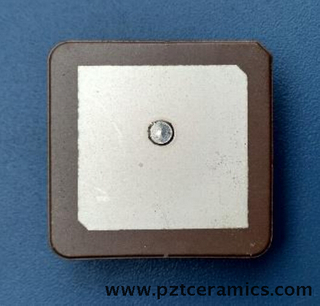 Piezo Ceramic GPS Antenna Element