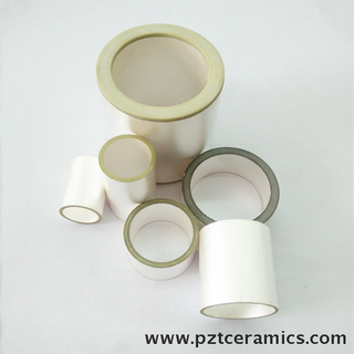 Piezoelectric Ceramic Tube Components